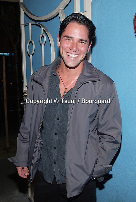 Marty Hill  arriving at the Big Brother 2's reunion at the Belly Restaurant in Los Angeles. September 20, 2001.            -            HillHarty01.jpg