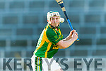 Daniel Collins of Kilmoyley in action at the Gaelic Grounds, Limerick<br /> <br /> Photo: Oisin McHugh True Media