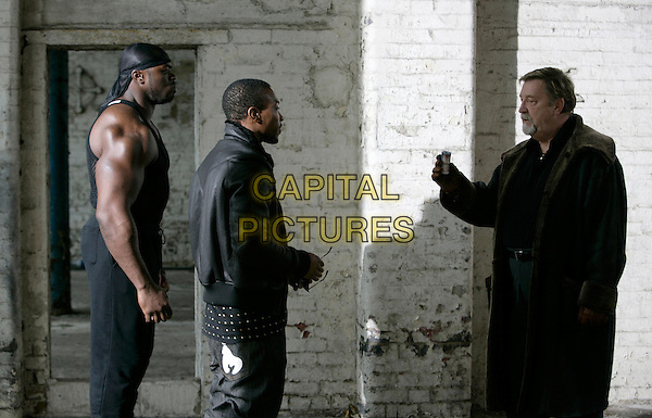 Tiny Iron, Ashley Walters<br /> in Dead Man Running (2009) <br /> *Filmstill - Editorial Use Only*<br /> CAP/NFS<br /> Image supplied by Capital Pictures