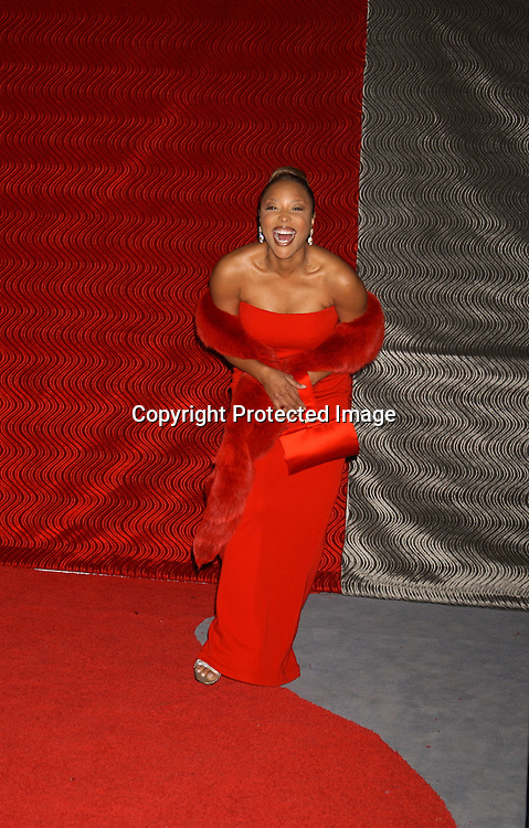Lynn Whitfield in Bill Blass dress                               ..at the 2003 Whitney Museum of American Art Gala honoring Ellsworth Kelly's 80th birthday  on October 20, 2003 . Photo By Robin Platzer, Twin Images