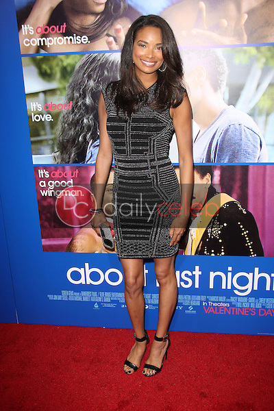 Rochelle Aytes<br /> at the &quot;About Last Night&quot; Los Angeles Premiere, Arclight, Hollywood, CA 02-11-14<br /> David Edwards/Dailyceleb.com 818-249-4998