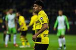 14.01.2018, Signal Iduna Park, Dortmund, GER, 1.FBL, Borussia Dortmund vs VfL Wolfsburg, <br /> <br /> im Bild | picture shows:<br /> Mahmoud Dahoud (Borussia Dortmund #19), <br /> <br /> Foto &copy; nordphoto / Rauch