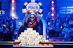 2012 WSOP Main Event Champion Greg Merson