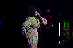 MIAMI BEACH, FL - AUGUST 30: Singer & actress Jill Scott performs live in concert at Fillmore Miami Beach on August 30, 2016 in Miami Beach, Florida.  ( Photo by Johnny Louis / jlnphotography.com )