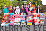 Kilcummin pupils have donated toys for girls and boys this Christmas through the Team Hope initiative. <br />