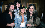 Peter Criss, Ron Keel , Vince Neil , Marc Ferrari