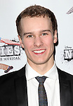 Ryan Steele.attending the 'NEWSIES' Opening Night after Party at the Nederlander Theatre in New York on 3/29/2012