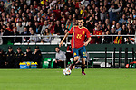 Spain's Dani Ceballos during UEFA Nations League 2019 match between Spain and England at Benito Villamarin stadium in Sevilla, Spain. October 15, 2018. (ALTERPHOTOS/A. Perez Meca)