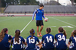 Shea Salinas hosts workshop for MVLA Soccer Club