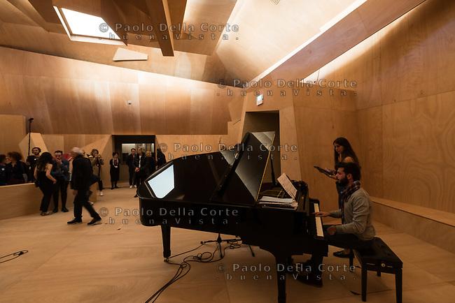 "Francia - Xavier Veilhan ""Studio Venezia""."