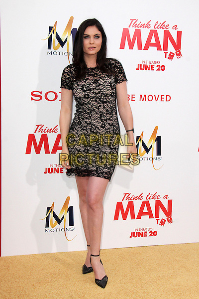 HOLLYWOOD, CA - June 10: Jodi Lyn O'Keefe at the &quot;Think Like A Man Too&quot; World Premiere, TCL Chinese Theater, Hollywood,  June 10, 2014.  <br /> CAP/MPI/JO<br /> &copy;Janice Ogata/MediaPunch/Capital Pictures