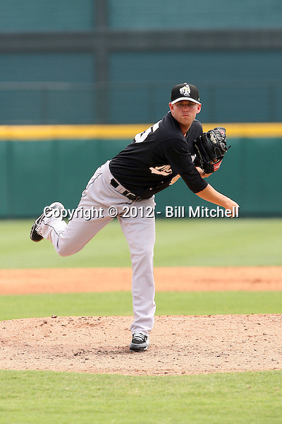 Hayden Beard - 2012 San Antonio Missions (Bill Mitchell)