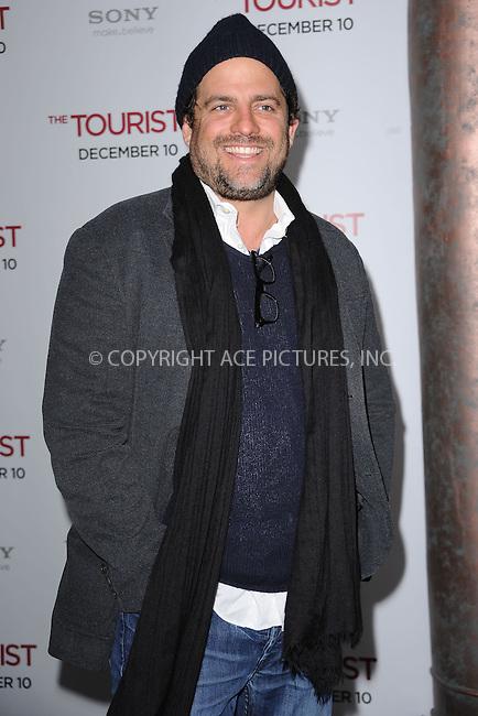 WWW.ACEPIXS.COM . . . . . .December 6, 2010...New York City... Brett Ratner attends the World premiere of 'The Tourist' at Ziegfeld Theater on December 6, 2010 in New York City.....Please byline: KRISTIN CALLAHAN - ACEPIXS.COM.. . .Ace Pictures, Inc: ..tel: (212) 243 8787 or (646) 769 0430..e-mail: info@acepixs.com..web: http://www.acepixs.com .