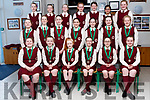 Scoil Mh&aacute;thair D&eacute; Senior Choir ( Abbeyfeale) who were silver medal winners in the Limerick County Community Games final held recently in Adare .<br /> Seated: Ella Ward, Aoife Cullinane, Cliona Kennelly, Caoimhe Murphy, Caoimhe Kennelly, Molly Connolly.<br /> Middle: Grace Quirke, Naoimi Ryan, Sarah Gould, Tori Smith, Eimear Flannery, Tara O' Regan, Amelia Stempkowska.<br /> Back: Rois&iacute;n O' Sullivan, Mai Quinlivan, Chloe Harnett, Shauna O' Donoghue, Sophie O' Connor, Kiera O' Riordan, Claire O' Mahony.