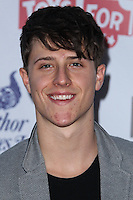 HOLLYWOOD, CA - DECEMBER 01: Shane Harper arriving at the 82nd Annual Hollywood Christmas Parade held at Hollywood Boulevard on December 1, 2013 in Hollywood, California. (Photo by Xavier Collin/Celebrity Monitor)