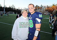 Endicott Football vs. MIT 11/3/2012