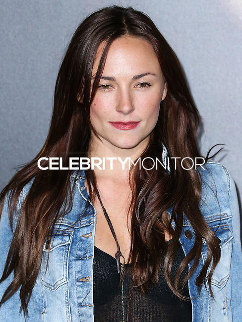 HOLLYWOOD, LOS ANGELES, CA, USA - SEPTEMBER 29: Briana Evigan arrives at the Los Angeles Premiere Of New Line Cinema's 'Annabelle' held at the TCL Chinese Theatre on September 29, 2014 in Hollywood, Los Angeles, California, United States. (Photo by Xavier Collin/Celebrity Monitor)