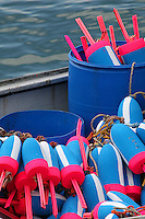 Colorful Lobster Buoys #S20