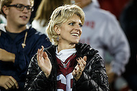 Stanford, CA - November 26, 2016: during the Stanford vs Rice game Saturday at Stanford Stadium.<br /> <br /> Stanford won 41- 17.