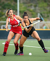 181217 International Hockey - NZ Black Sticks Women v Chile