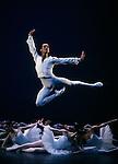 English National Ballet. Etudes. Parish Maynard.