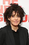 "Amy Heckerling attends the New Group World Premiere of ""The True"" on September 20, 2018 at The Green Fig Urban Eatery in New York City."