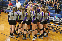 Volleyball - El Paso-Gridley against Peoria Christian