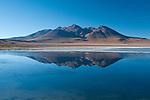 Cańapa lake, Chiguana area, Salar de Uyuni