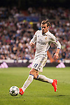 Gareth Bale of Real Madrid in action during their 2016-17 UEFA Champions League match between Real Madrid vs Sporting Portugal at the Santiago Bernabeu Stadium on 14 September 2016 in Madrid, Spain. Photo by Diego Gonzalez Souto / Power Sport Images