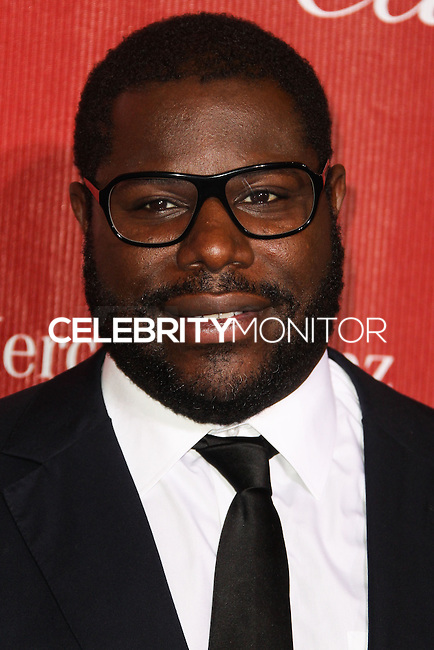 PALM SPRINGS, CA - JANUARY 04: Steve McQueen arriving at the 25th Annual Palm Springs International Film Festival Awards Gala held at Palm Springs Convention Center on January 4, 2014 in Palm Springs, California. (Photo by Xavier Collin/Celebrity Monitor)