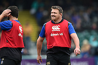 David Wilson of Bath Rugby looks on. Bath Rugby Captain's Run on October 30, 2015 at the Recreation Ground in Bath, England. Photo by: Patrick Khachfe / Onside Images