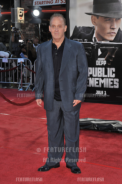 "John Michael Bolger at the Los Angeles premiere of his new movie ""Public Enemies"" at Mann Village Theatre, Westwood..June 23, 2009  Los Angeles, CA.Picture: Paul Smith / Featureflash"