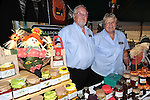 Meredith and Glennys Pollocks pictured at the Viking festival in Annagassan with their award winning Marmalades and preserves. Their homemade marmalade recently won the Great Taste gold medal in London. Photo: www.pressphotos.ie