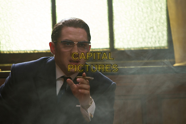 Legend (2015)<br /> Tom Hardy<br /> *Filmstill - Editorial Use Only*<br /> CAP/FB<br /> Image supplied by Capital Pictures