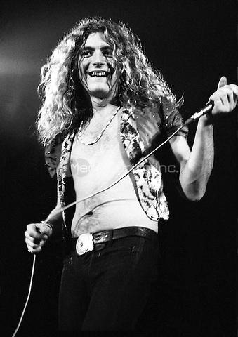 Led Zeppelin. 1972. Credit: Ian Dickson/MediaPunch