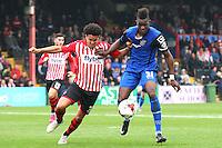 Exeter City vs Stevenage 11-10-15