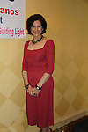 Sopranos, One Life To Live & Guiding Light Saundra Santiago at Chiller Theatre's Spring Spooktacular on the weekend of April 27-29 at the Hilton Parsippany in Parsippany, New Jersey. (Photo by Sue Coflin/Max Photos)