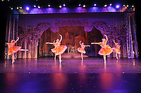 The Nutcracker presented by Missouri Ballet Theatre at Edison Theatre in St. Louis, MO on Dec 16, 2011.
