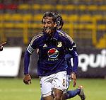 Con goles de Toloza y Robayo, Millonarios lo dio vuelta ante Equidad en el Techo, hiló su 3º triunfo y se acercó a los cuadrangulares
