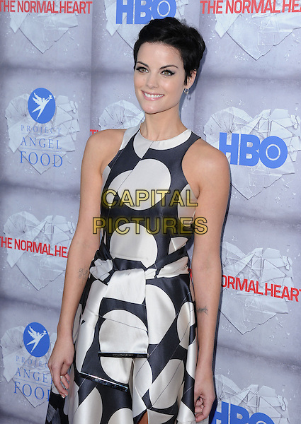 Jaimie Alexander attends The HBO L.A. Premiere of The Normal Heart held at The WGA in Beverly Hills, California on May 19,2014                                                                               <br /> CAP/DVS<br /> &copy;DVS/Capital Pictures