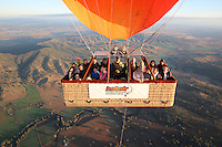 20150728 July 28 Hot Air Balloon Gold Coast