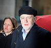 Jeremy Corbyn MP <br /> Leader of the Labour Party <br /> arriving for the Andrew Marr Show at Broadcasting House, BBC TV, London, Great Britain <br /> 15th January 2017 <br /> <br /> Jeremy Corbyn <br /> <br /> <br /> <br /> <br /> Photograph by Elliott Franks <br /> Image licensed to Elliott Franks Photography Services