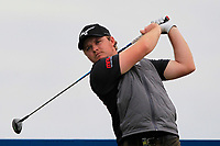 Eddie Pepperell (ENG) on the 15th during Round 4 of the Irish Open at LaHinch Golf Club, LaHinch, Co. Clare on Sunday 7th July 2019.<br /> Picture:  Thos Caffrey / Golffile<br /> <br /> All photos usage must carry mandatory copyright credit (© Golffile | Thos Caffrey)