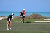 Jody Ewart Shadoff (ENG) during the final round of the Fatima Bint Mubarak Ladies Open played at Saadiyat Beach Golf Club, Abu Dhabi, UAE. 12/01/2019<br /> Picture: Golffile | Phil Inglis<br /> <br /> All photo usage must carry mandatory copyright credit (&copy; Golffile | Phil Inglis)