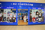 H2 Clothing.Picture:  Fran Caffrey www.newsfile.ie ..