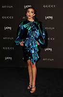 Rowan Blanchard arrives at the 2018 LACMA Art + Film Gala at LACMA on November 3, 2018 in Los Angeles, California.    <br /> CAP/MPI/IS<br /> &copy;IS/MPI/Capital Pictures