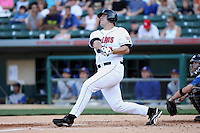 June 2, 2007:  Brad Eldred of the Indianapolis Indians at Victory Field in Indianapolis, IN.  Photo by:  Chris Proctor/Four Seam Images