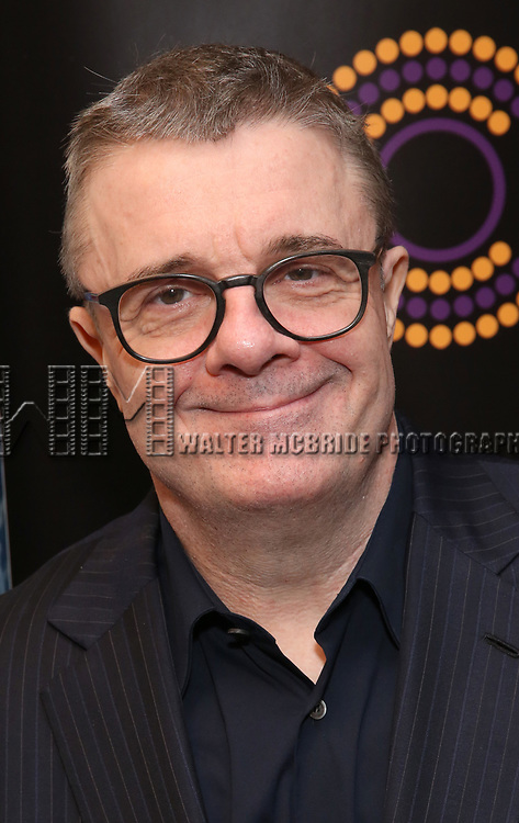 Nathan Lane attends the 2018 Outer Critics Circle Theatre Awards at Sardi's on May 24, 2018 in New York City.