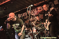 BRUM PUNX PICNIC, 4th Sept 2015 Wagon venue, John (Angry Itch), The Obnoxious, Out of Order, Spirit Bomb, Billy Club,