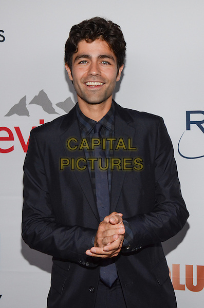 11 June 2014 - Santa Monica, California - Adrian Grenier. 2014 The Pathway To The Cure For Breast Cancer event held at Santa Monica Airport.  <br /> CAP/ADM/TW<br /> &copy;Tonya Wise//AdMedia/Capital Pictures